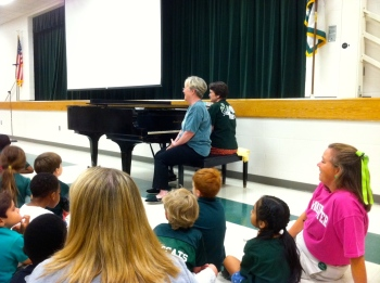 Music teachers 8-14