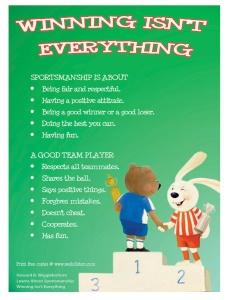 Sportsmanship_poster